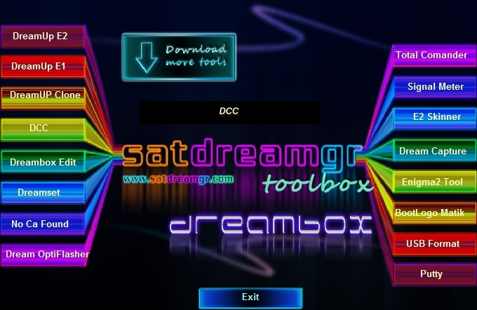 SatDreamGr Toolbox Dreambox Edition V.4