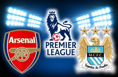 arsenal vs manchester city score 13 January 2013 English Premier League