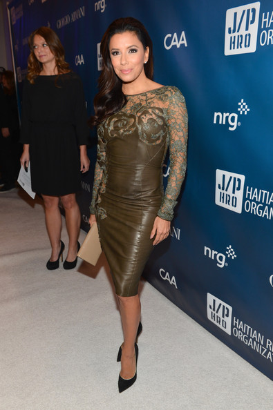 Eva Longoria: Help Haiti Home Gala