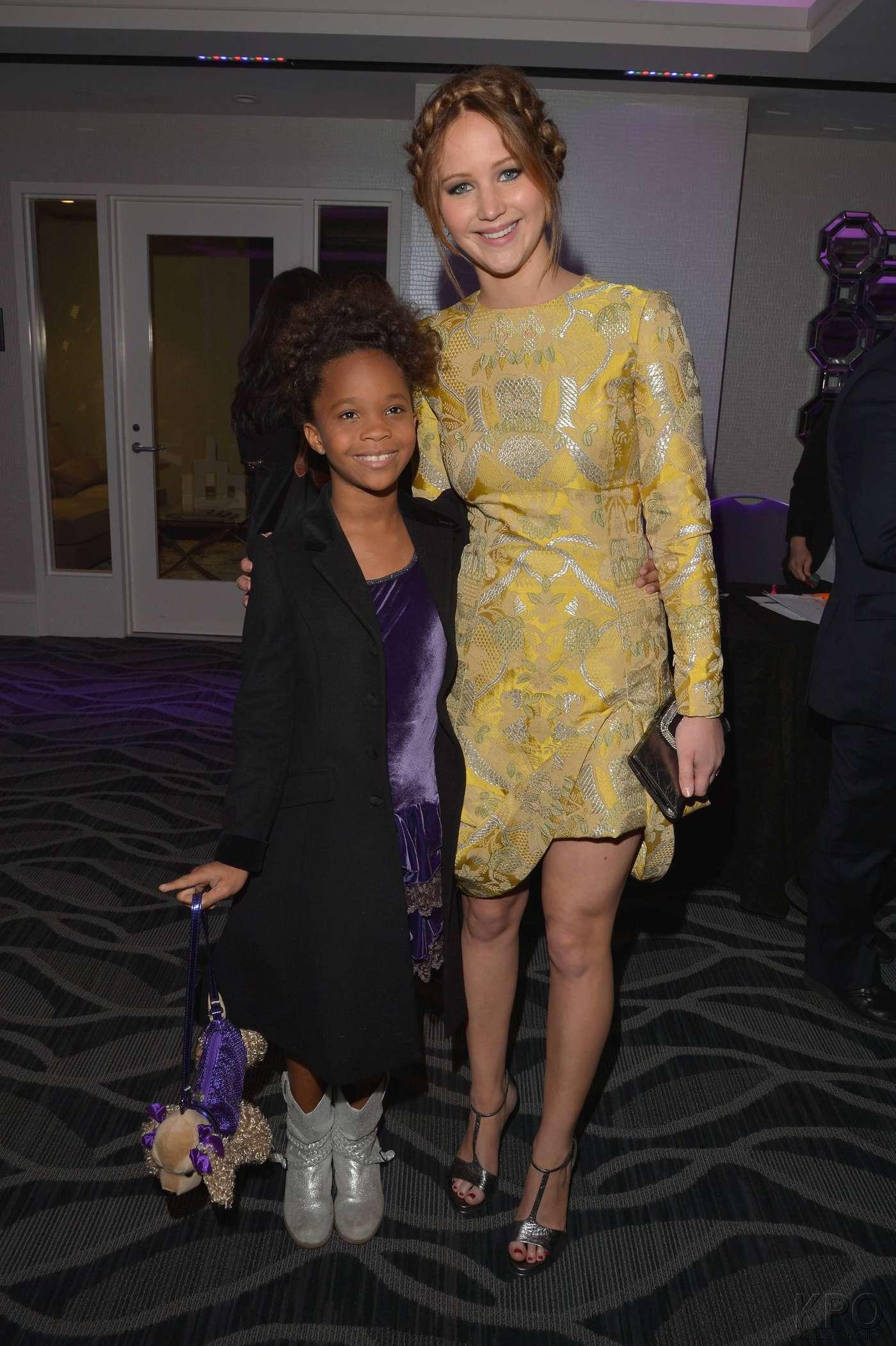 Jennifer Lawrence & Amy Adams � 38th Annual Film Critics Association Awards