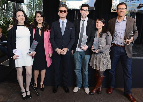 2013 Film Independent Filmmaker Grant And Spirit Award Nominees Brunch - Red Carpet