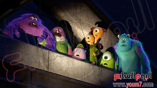 ��� ���� ������ �������� Monsters University