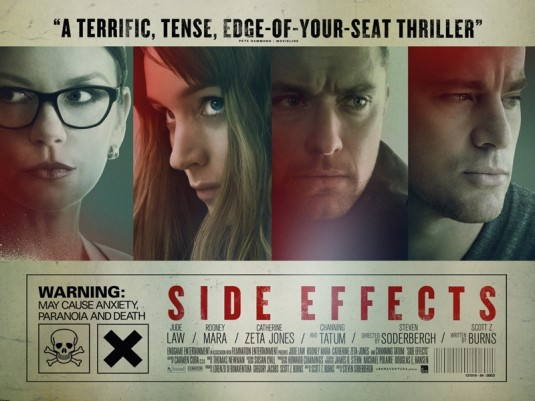 ����� ���� Side Effects Posters , Side Effects