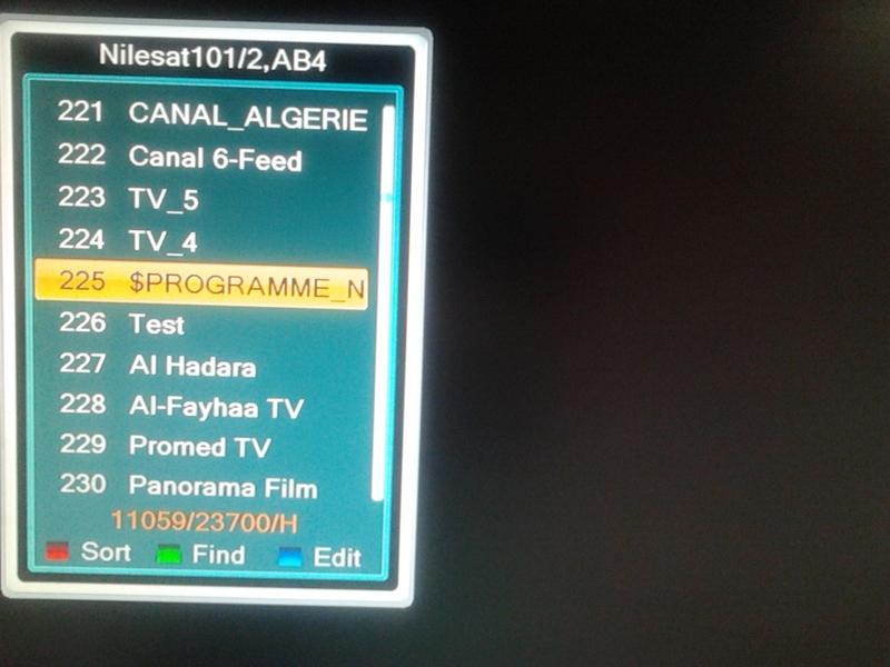 ... تردد جميع القنوات الجزائرية apk screenshot ...
