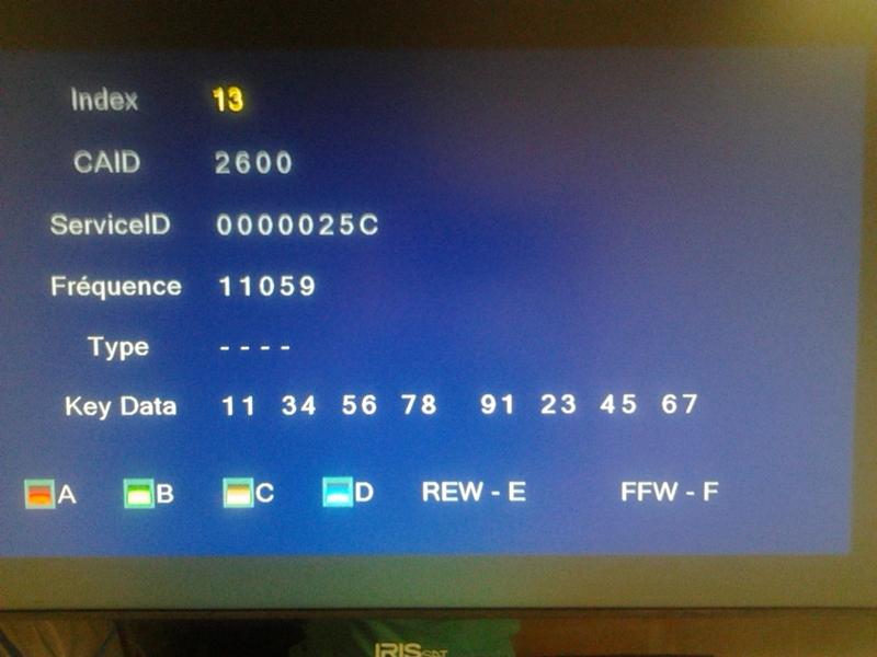 ��� ����� ��������� ������� ��� ���� Condor 5500 HD W