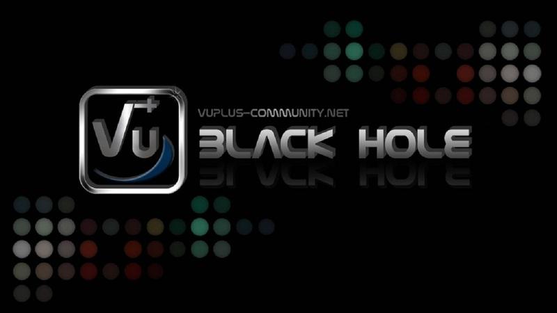 Black Hole 2.0.0 OE 2 for Vu+ Ultimo