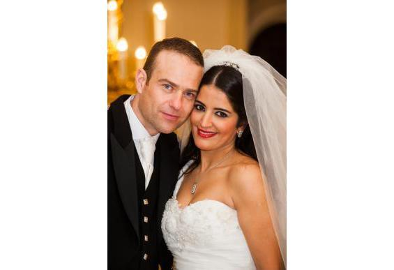 زفاف سناء موزيان سناء موزيان