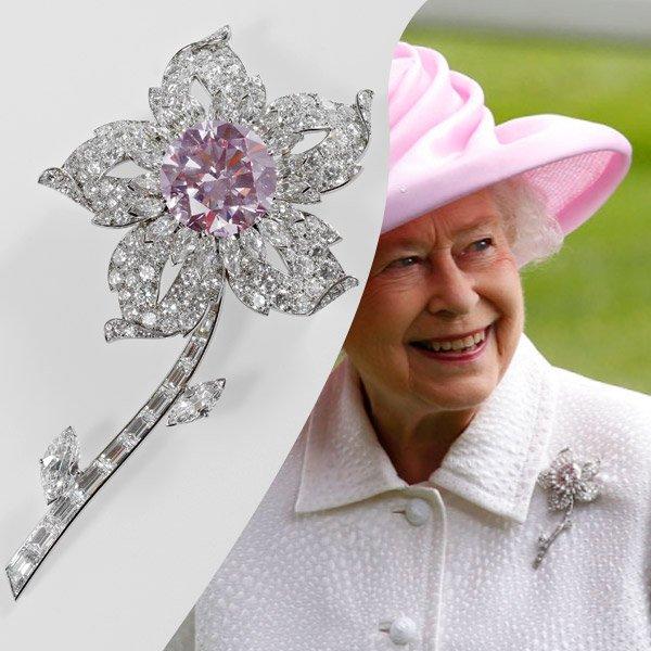 بالصور.افخم ماسات ملكية للملكة إليزابث الثانية