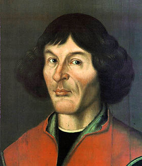 ���� ����� ������� ��� 540 ������ ������� ��������� , Nikolaus Kopernikus