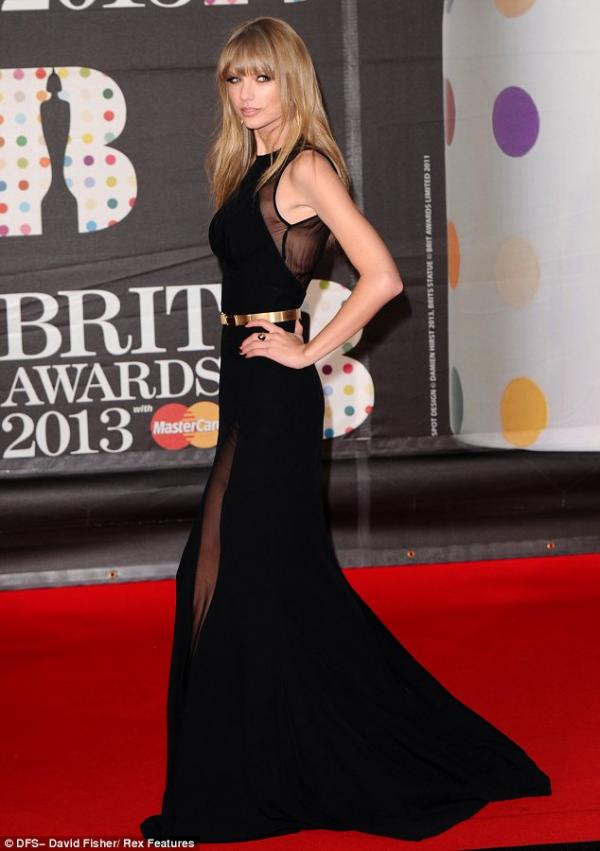 ��� ������ ����� �� ��� ����� ����� the Brit Awards �� ����