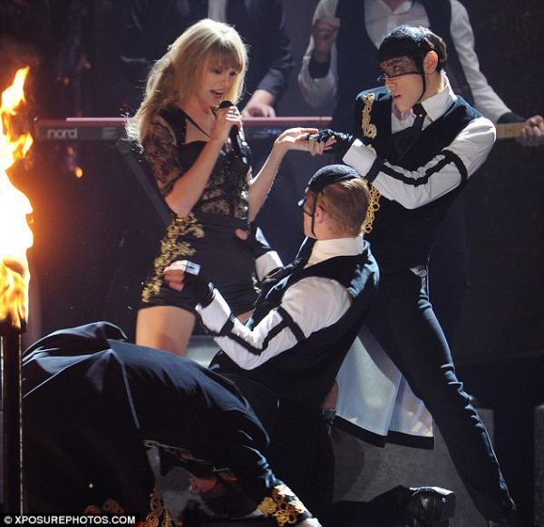 ������ ������ ����� ���� ���� 2013 BRIT Awards