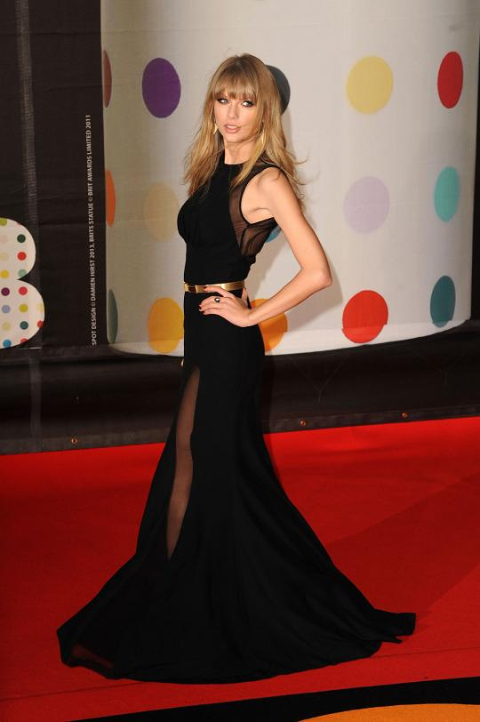 ��� ������ ����� �� ��� BRIT Awards 2013 ��� �����