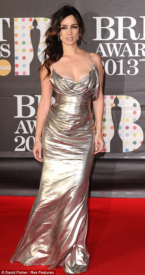 ���  ������� �� ��� BRIT Awards 2013