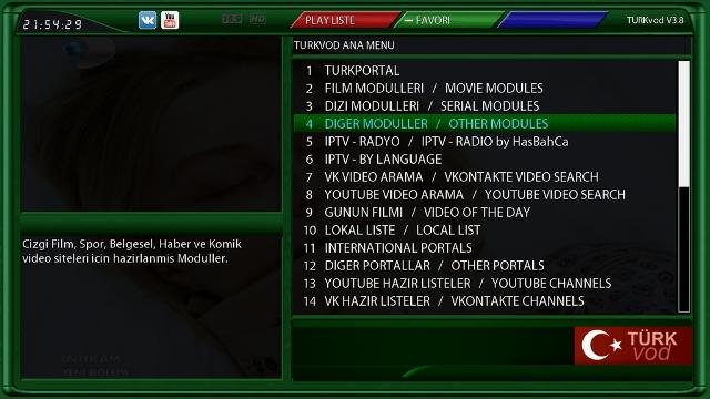 TURKvod v.3.8 update 21.2.2013