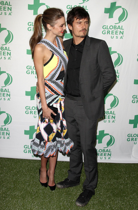 ��� ������� ��� �� Global Green USA's Anniversary