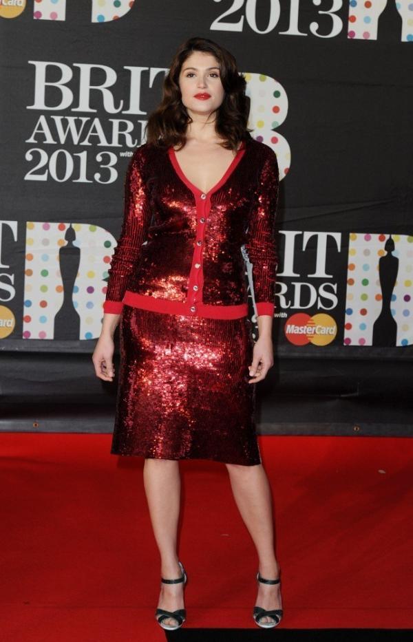 ��� ���� �������� �� ��� ����� ����� BRIT Awards 2013