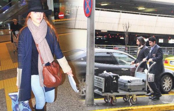 صور السلطانة هيام وحبيبها في لندن
