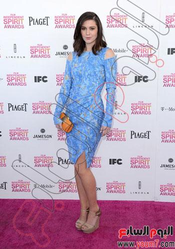 ��� ���� �������� �� ��� ����� ����� 2013 Film Independent's Spirit Awards