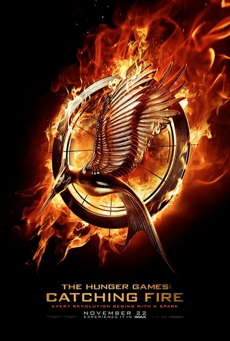 The Hunger Games Catching Fire Posters - ����� ����  The Hunger Games Catching Fire