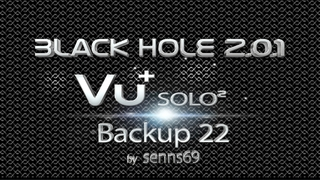 """BH 2.0.1 Backup """"22"""" Solo2 by senns69"""