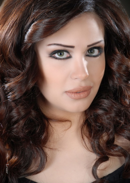 الفنانة الأردنية، ريهام عزيز، 2012