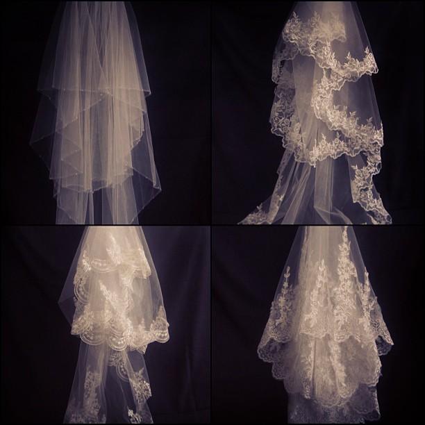 طرحات للعرايس ناعمة الشكل والبس