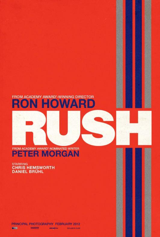 Rush Posters , بوستر Rush , صور فيلم Rush