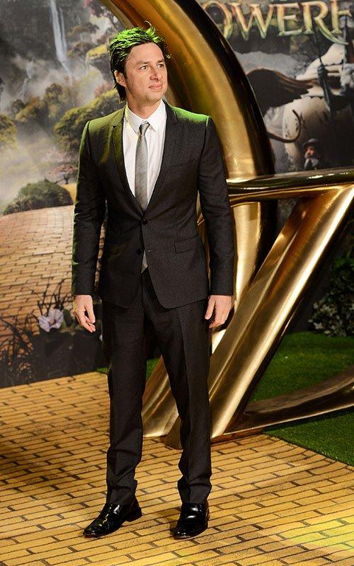 صور ابطال فيلم Oz The Great And Powerful في لندن