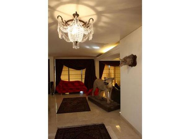 صور منزل دومينيك حوراني , منزل دومينيك حوراني بطابع كلاسيكي وهادئ