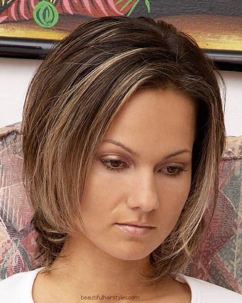 تسريحات بصبغات هاي لايت لجميع انواع الشعر 2013