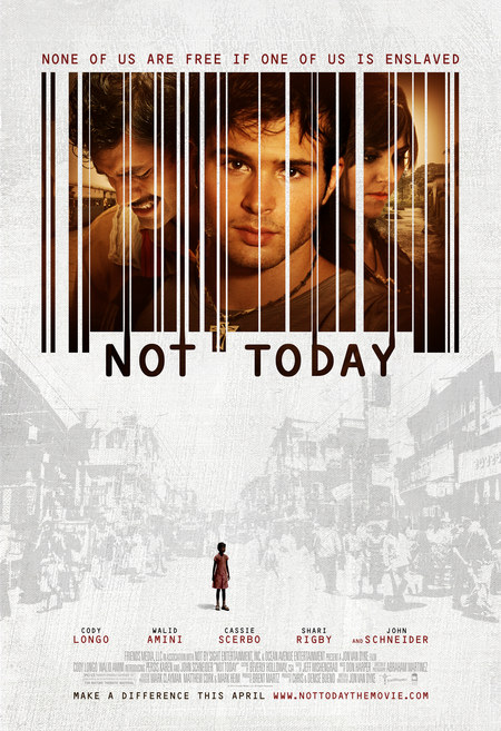 Not Today Poster , ����� ���� Not Today