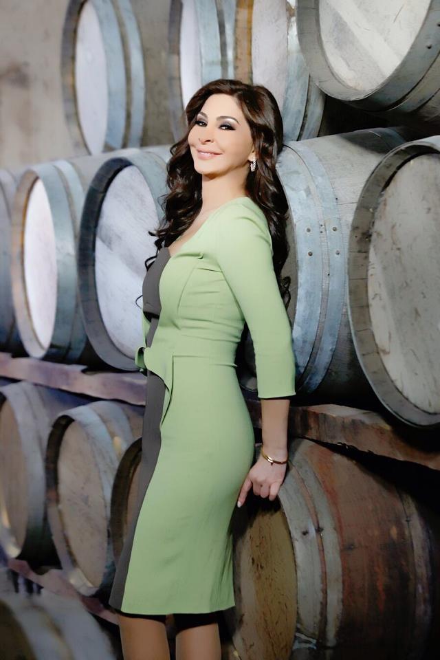 ��� ����� ��� ���� ���� ���� 2013 , elissa on Gala Arabia 2013