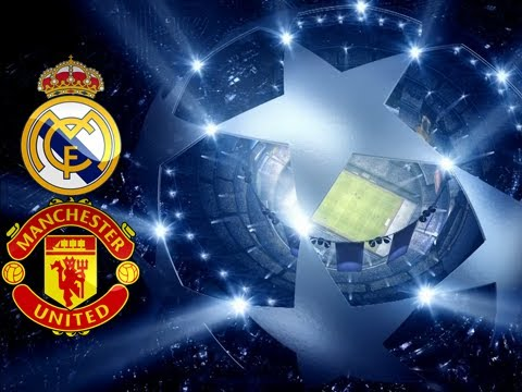 Manchester United vs Real Madrid mardi 5-3-2013 Ligue des Champions Rencontre 16