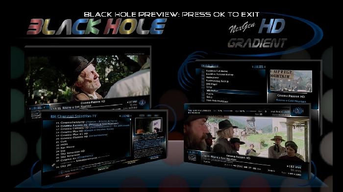 Nordic backup Blackhole Image 2.0.1 VU+ Duo