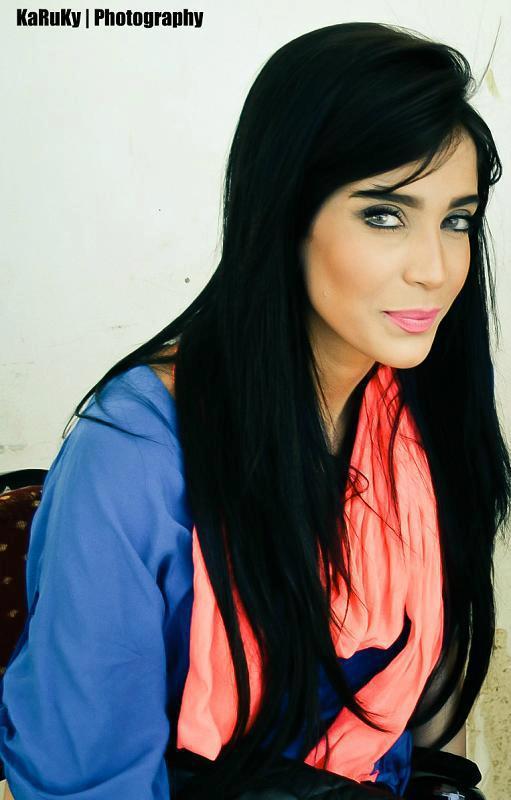 صور كريمة غيث Arab idol 2 - صور المشتركة المغربية كريمة غيث آراب ايدول 2