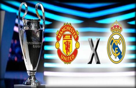 القنوات الناقلة مباراة ريال مدريد ومانشستر يونايتد 5/3/2013