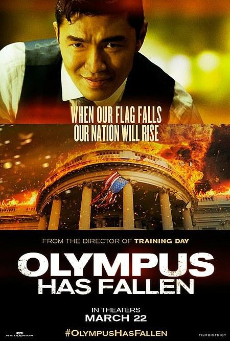 Olympus Has Fallen Posters - ����� ���� Olympus Has Fallen