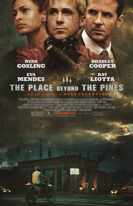����� ���� The Place Beyond the Pines - The Place Beyond the Pines Posters