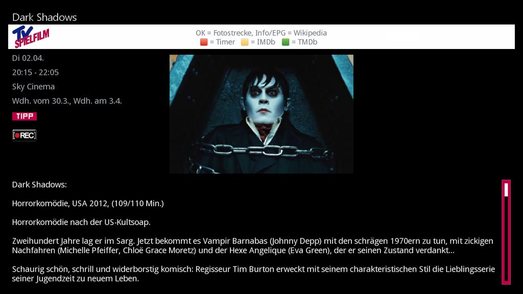 TV Spielfilm online Version 4.9