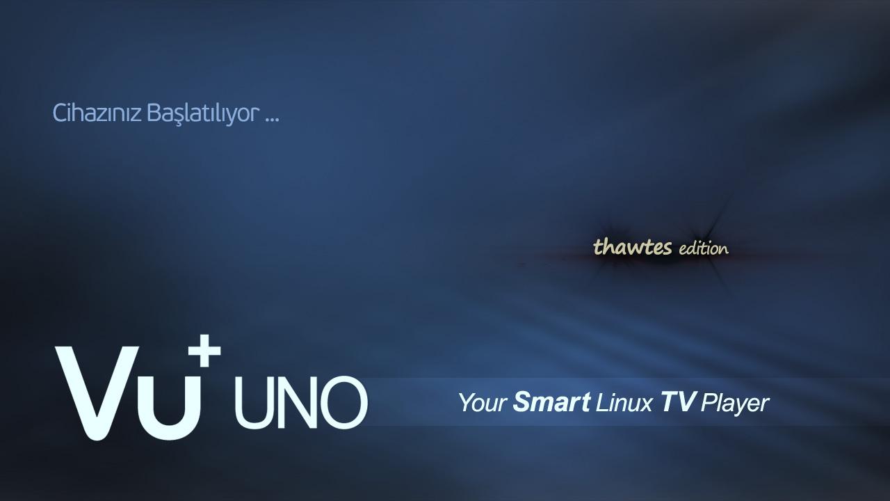 VTI v.5.1.0 - Vu+ UNO - thawtes BACKUP - 27.03.2013