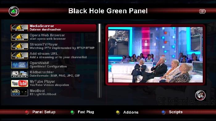 MX Redline BH 2.0.X Hi-color Black Hole OE 2.0