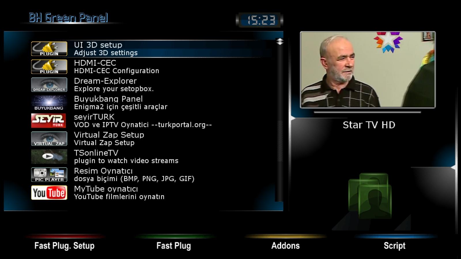 Black Hole Vu+ Solo2 2.0.2.Rev.E Backup By AYBERK 06.05.2013