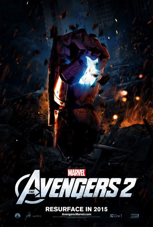 ������� ���� The Avengers 2