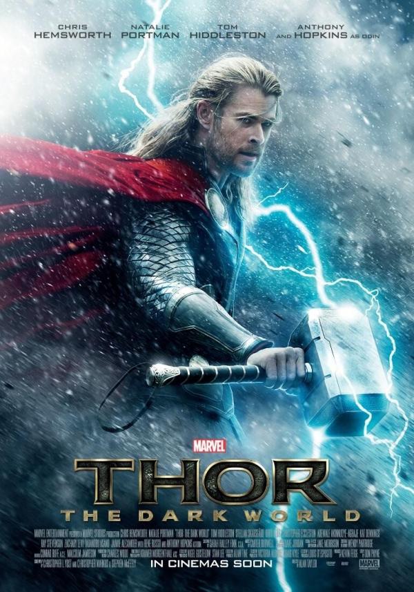 ������� ���� Thor The Dark World 2013