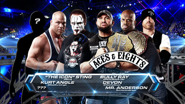 ���� ��� ������ ��� TNA Impact- ��� (NSS 7 (22.0�W