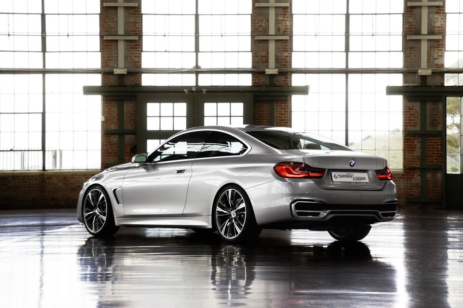 ��� bmw 4 series coupe 2014