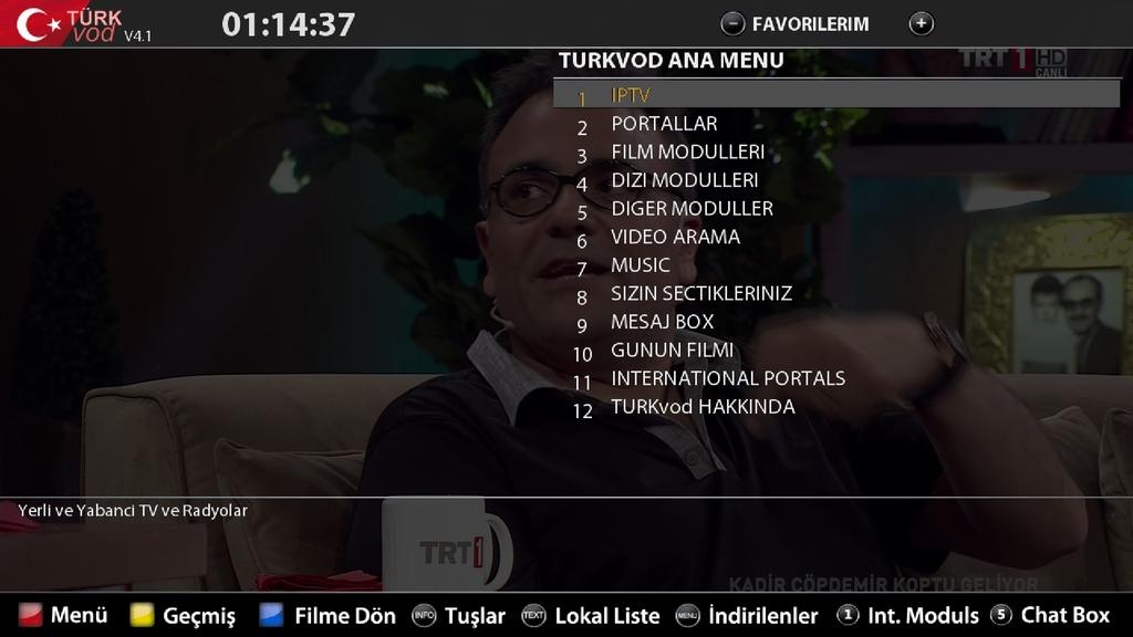 TurkVOD 4 1 - بلجن TurkVOD 4 1