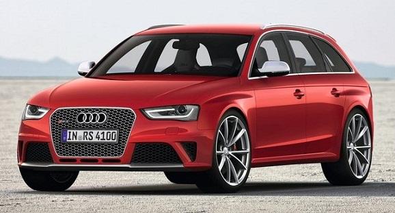 ��� ����� ���� Audi RS4 Avant 2013 - ������� ���� Audi RS4 Avant 2013
