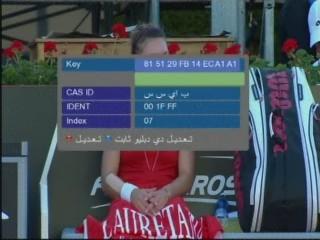 ���� ����� ���� ������-WTA-STK-ENC-1 Tennis-Eutelsat 7A (7.0�E)