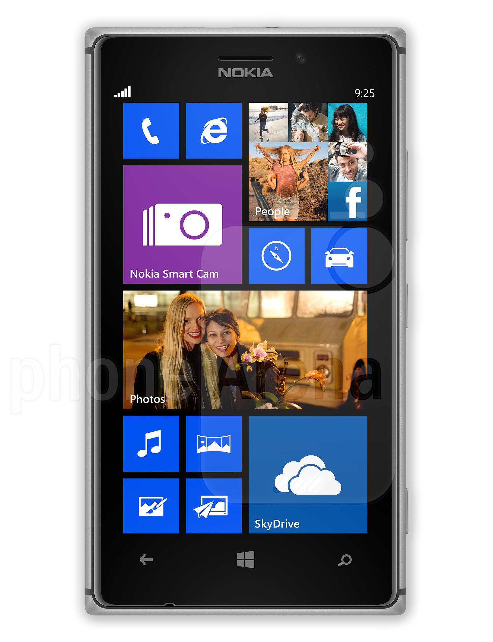 ��� ���� Nokia Lumia 925 - ������� Nokia Lumia 925